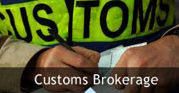 King customs Clearing services